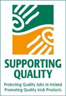 Supporting Quality logo