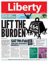Liberty Newspaper Jan/Feb 2013