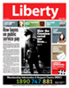 Liberty April 2013 Cover